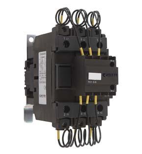 Контактори для комутації конденсаторних батарей