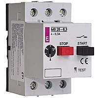 Автоматичні вимикачі для захисту двигунів