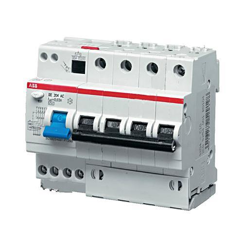 Диференційні автоматичні вимикачі