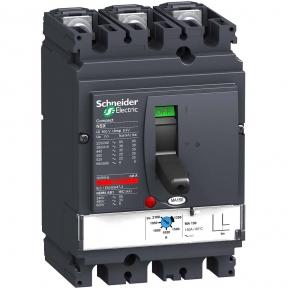 Автоматичний вимикач NSX160F 3P3D TM-D 125A 36kA