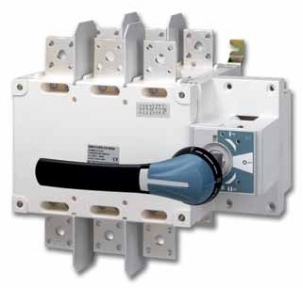 Перемикач навантаження  S5000F 1000A 3P