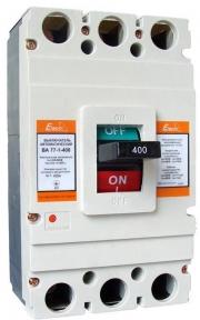 Авт. вим. ВА77-1-1250  3 полюси  1000А  65кА  з приводом +доп.контакт