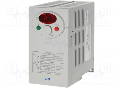 Однофазний частотний перетворювач LS SV022iC5-1F 2,2kW
