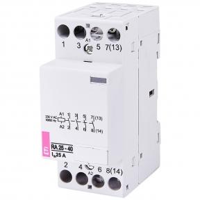 Модульний контактор RD 25, 25A, 230B