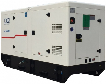 Дизельний генератор 12 кВА Darex DE-12RS-Zn (Оцинкований корпус)
