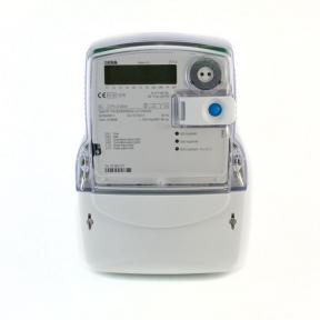 Трифазний лічильник електроенергії Iskraemeco МТ-174 5А трансформаторного ввімкнення