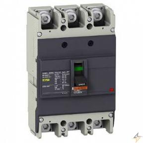 Автоматичний вимикач EAZYPACT EZC100N 80А 3P