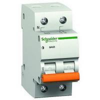 Автоматичний вимикач SE Acti 9, 2р, 16А, C