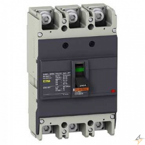 Автоматичний вимикач EAZYPACT EZC100N 50А 3P