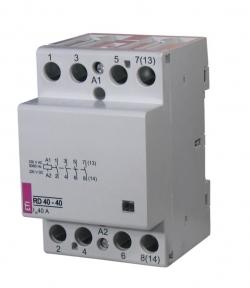 Модульний контактор RD 63, 63A, 24B