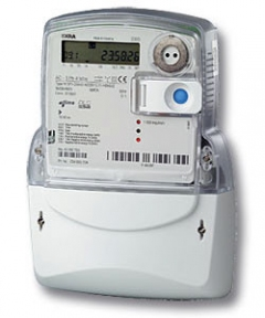 Трифазний лічильник електроенергії Iskraemeco МТ-382 5А трансформаторного ввімкнення