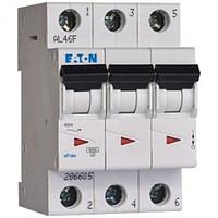 Автоматичний вимикач EATON PL4-C40/3, 3р, 40А, C