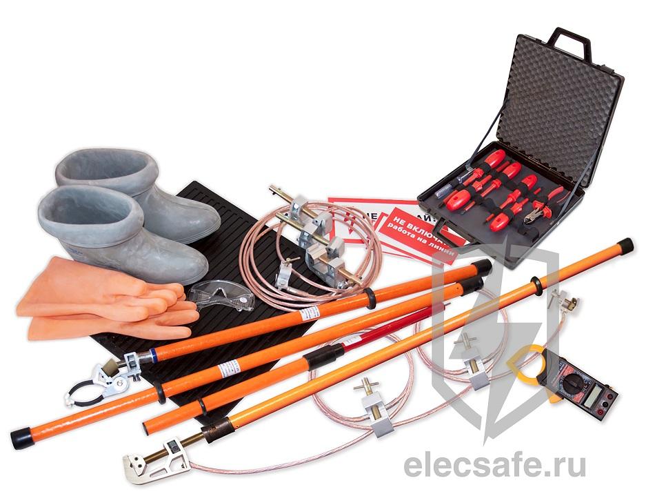Засоби електрозахисту